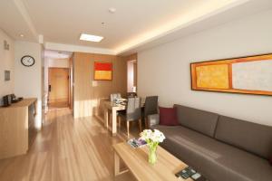 Deluxe-lejlighed med 1 soveværelse