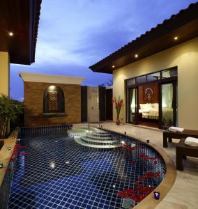 Les Palmares Villas, Курортные отели  Банг Тао Бич - big - 46