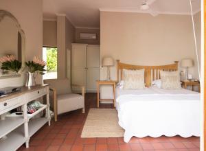 Pokój z łóżkiem king-size lub typu Twin