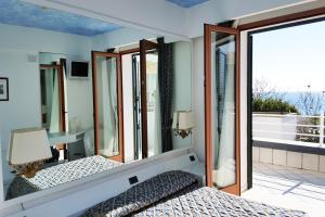 Hotel Ristorante Panoramico, Hotely  Castro di Lecce - big - 12