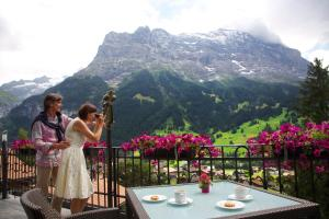 Belvedere Swiss Quality Hotel, Hotely  Grindelwald - big - 43