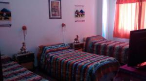 Hotel Frontera, Hotel  La Quiaca - big - 7