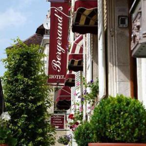 Hotel Bergerand's Au Relais De La Belle Etoile