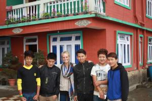Hotel valley view, Hotely  Pelling - big - 32