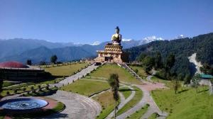 Hotel valley view, Hotely  Pelling - big - 27