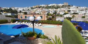 Hotel Ristorante Panoramico, Hotely  Castro di Lecce - big - 27