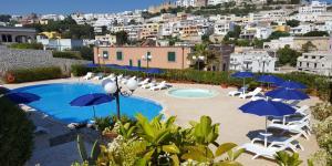 Hotel Ristorante Panoramico, Hotely  Castro di Lecce - big - 25