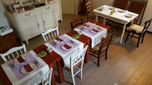 Dragonfly B&B, Bed and Breakfasts  Certosa di Pavia - big - 40