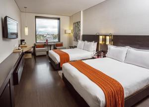 Cite Hotel, Szállodák  Bogotá - big - 19