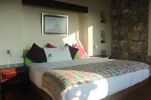 Hotel Boutique La Casona de Don Porfirio, Hotels  Jonotla - big - 47