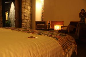 Hotel Boutique La Casona de Don Porfirio, Hotels  Jonotla - big - 56