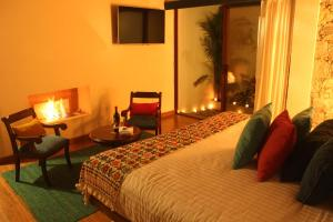 Hotel Boutique La Casona de Don Porfirio, Hotely  Jonotla - big - 41