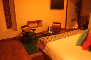 Hotel Boutique La Casona de Don Porfirio, Hotely  Jonotla - big - 61