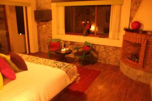 Hotel Boutique La Casona de Don Porfirio, Hotely  Jonotla - big - 65
