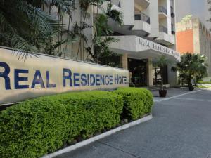 Real Residence Apart-hotel Copacabana, Апарт-отели  Рио-де-Жанейро - big - 28