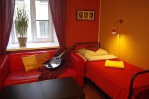 Subcultura Hostel, Hostelek  Szentpétervár - big - 11