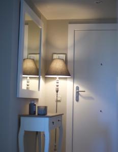 Apartamentos Santa Clara, Appartamenti  Calpe - big - 43