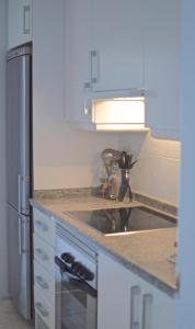 Apartamentos Santa Clara, Appartamenti  Calpe - big - 44