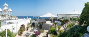 Hotel Ristorante Panoramico, Hotels  Castro di Lecce - big - 56