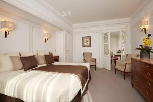 Majestic Hotel Spa, Szállodák  Párizs - big - 21