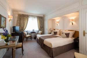 Majestic Hotel Spa, Szállodák  Párizs - big - 36