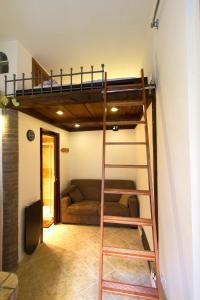 Underground Rome's Room, Ferienwohnungen  Rom - big - 8