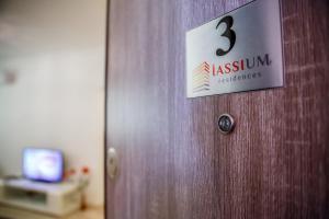 Iassium Residence Iasi, Apartments  Iaşi - big - 55
