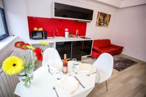 Iassium Residence Iasi, Apartments  Iaşi - big - 26