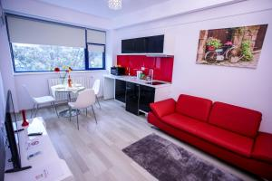 Iassium Residence Iasi, Apartments  Iaşi - big - 3