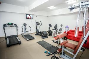 Iassium Residence Iasi, Apartments  Iaşi - big - 32