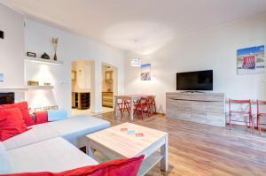 Dom & House - Apartamenty Monte Cassino, Apartmány  Sopoty - big - 2
