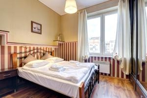 Dom & House - Apartamenty Monte Cassino, Apartmány  Sopoty - big - 4