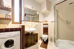 Dom & House - Apartamenty Monte Cassino, Apartmány  Sopoty - big - 8