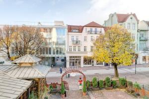 Dom & House - Apartamenty Monte Cassino, Apartmanok  Sopot - big - 32