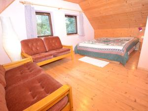 Holiday home Tuhrb, Holiday homes  Lhenice - big - 11