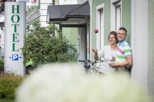 Das Grüne Hotel zur Post - 100 % BIO, Отели  Зальцбург - big - 137