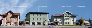 Das Grüne Hotel zur Post - 100 % BIO, Отели  Зальцбург - big - 128