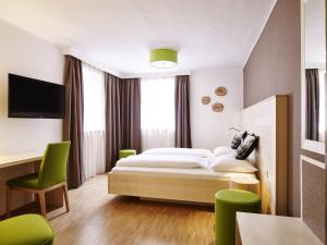 Das Grüne Hotel zur Post - 100 % BIO, Отели  Зальцбург - big - 59