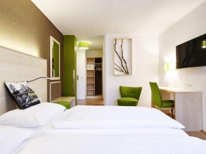 Das Grüne Hotel zur Post - 100 % BIO, Отели  Зальцбург - big - 61