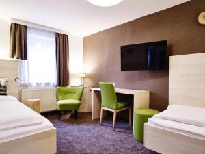 Das Grüne Hotel zur Post - 100 % BIO, Отели  Зальцбург - big - 66