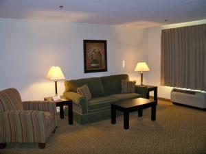 Suite mit 2 Queensize-Betten