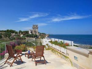 Holiday home Trullo Fiore Di Mare, Holiday homes  Trani - big - 12