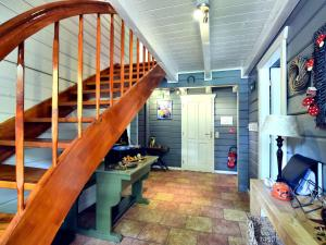 Holiday home La Coccinelle, Dovolenkové domy  Barvaux - big - 2