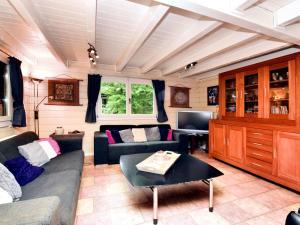 Holiday home La Coccinelle, Dovolenkové domy  Barvaux - big - 4