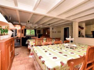 Holiday home La Coccinelle, Nyaralók  Barvaux - big - 7
