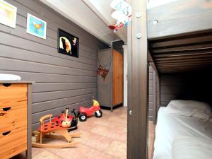 Holiday home La Coccinelle, Dovolenkové domy  Barvaux - big - 17