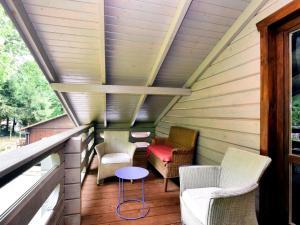 Holiday home La Coccinelle, Dovolenkové domy  Barvaux - big - 32