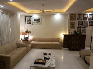 4 Bedroom Designer Service Apartment, Apartmanok  Újdelhi - big - 1