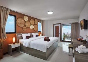 Wattana Place, Hotely  Bangkok - big - 22