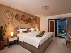 Wattana Place, Hotely  Bangkok - big - 17